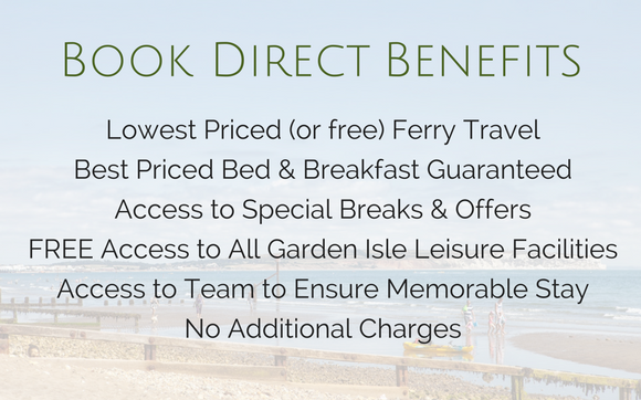 Book Direct Benefits Luccombe Manor Country House Hotel
