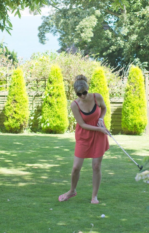 Mini Putting, Luccombe Hotels, Leisure Facilities, Isle of Wight
