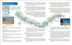Niton to Sandown Isle of Wight Walking Route