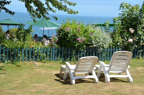 Relax at Luccombe Manor Country House Hotel, Isle of Wight