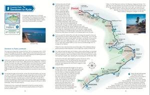 Sandown to Ryde Walking Route, Isle of Wight