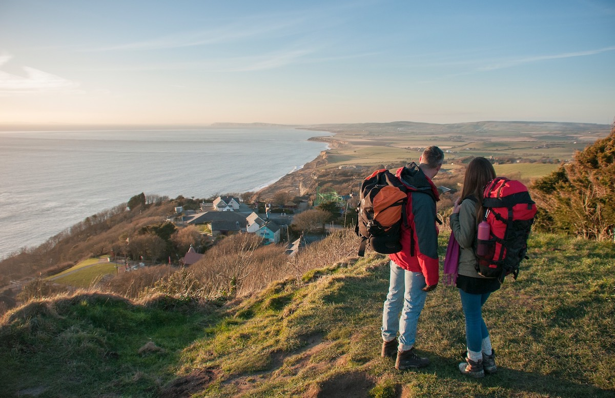Walking Holidays, Luccombe Manor Country House Hotel, Isle of Wight
