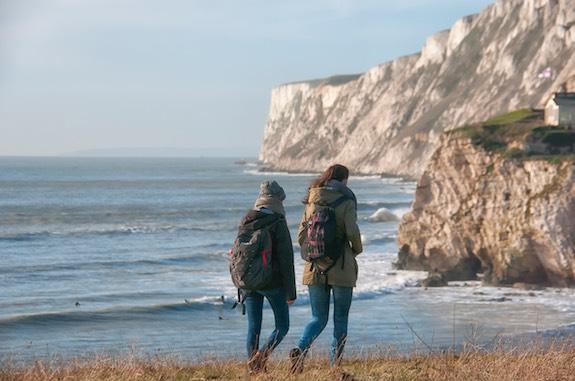 Walking, Isle of Wight